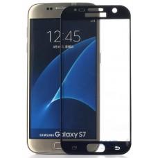 Защитное стекло Samsung Galaxy S7 Black