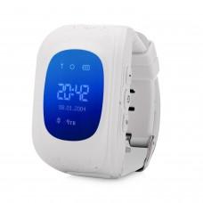 Детские смарт часы Smart Baby Watch Q50 с GPS трекером White