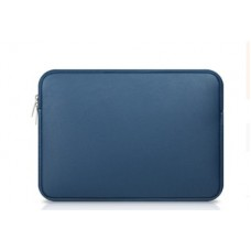 """Чехол для ультрабука с молнией 13,3"""" Blue"""