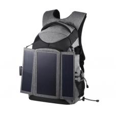 Рюкзак для фотоаппарата Puluz PU5012H с солнечной батареей