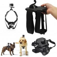 Крепление GoPro/SJCAM на собаку