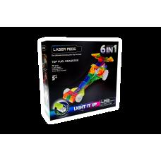 Конструктор Laser Pegs Гонка 6 в 1