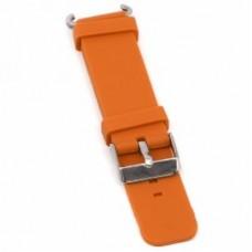 Ремешок для детских часов Q80 оранжевый