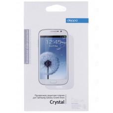 Защитная плёнка Samsung Galaxy S4 Zoom SM-C101 Deppa