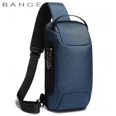 Однолямочный рюкзак Bange Blue