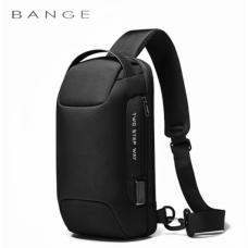 Однолямочный рюкзак Bange Black