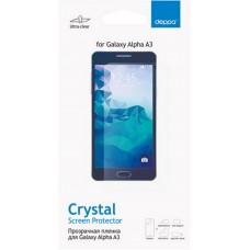 Защитная пленка Samsung Galaxy Alpha Deppa