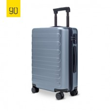 Чемодан Xiaomi 90 Points Fun Seven Bar Suitcase 28 дюймов Blue