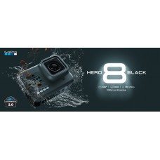 Экшн-камера GoPro HERO 8 Black Edition (CHDHX-801-RW)