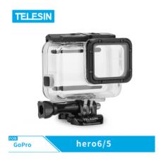 Подводный бокс Telesin GoPro Hero 5/Hero 6 + сенсорная крышка