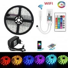 RGB лента Wi-Fi 5 метров