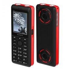 Maxvi P20 Black-Red