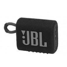 Bluetooth колонка JBL Go 3 Black