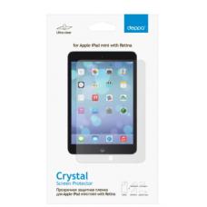Защитная пленка Apple iPad mini Deppa прозрачная