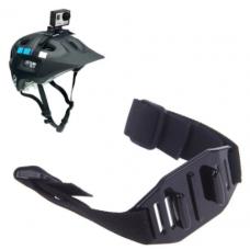 Крепление GoPro/SJCAM на велосипедный шлем