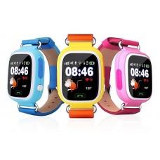 Детские смарт часы Smart Baby Watch Q80 с GPS трекером