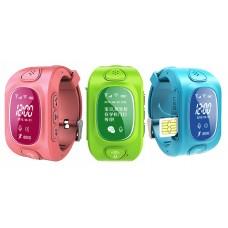 Детские смарт часы Smart Baby Watch Y3 с GPS трекером
