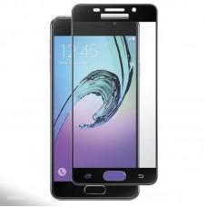 Защитное стекло Samsung Galaxy A5 2016 Black