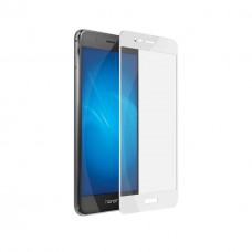 Защитное стекло Huawei Honor 8 White