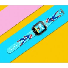 Детские смарт часы V6G с GPS трекером Blue