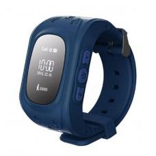 Детские смарт часы Smart Baby Watch Q50 с GPS трекером Dark Blue