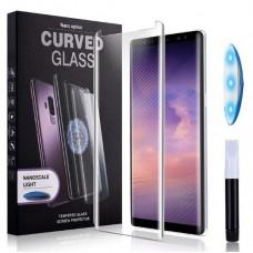 Защитное стекло Samsung Galaxy S8 Plus UV