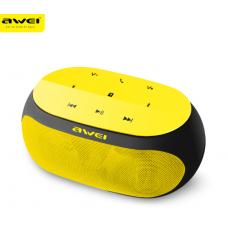 Портативная колонка Awei Y200 Yellow