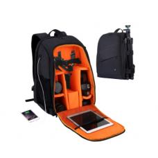 Рюкзак для фотоаппарата Puluz PU5011 Black