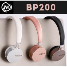 Bluetooth наушники WK BP200