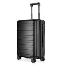 Чемодан Xiaomi 90 Points Fun Seven Bar Suitcase 20 дюймов Black
