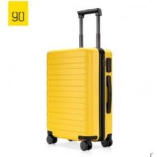 Чемодан Xiaomi 90 Points Fun Seven Bar Suitcase 20 дюймов Yellow
