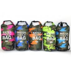 Водонепроницаемый мешок Ocean Pack 15 л Сamouflage