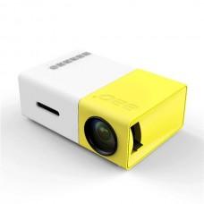 Мини проектор LCD YG-300