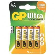 Батарейка GP Ultra AA 1шт.