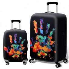 "Чехол для чемодана размер M (22""-25"") Hand"