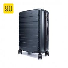 Чемодан Xiaomi 90 Points Fun Seven Bar Suitcase 20 дюймов Titanium Gray