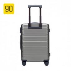 Чемодан Xiaomi 90 Points Fun Seven Bar Suitcase 20 дюймов Gray