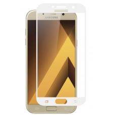 Защитное стекло Samsung Galaxy A7 2017 White