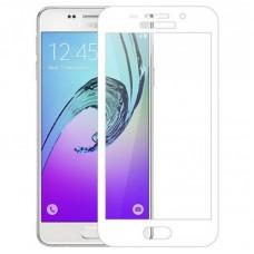 Защитное стекло Samsung Galaxy A7 2016 White