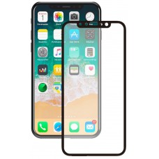Защитное стекло Apple iPhone X 3D Black