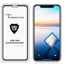 Защитное стекло Apple iPhone XR Black