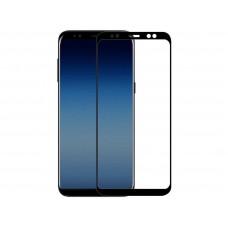 Защитное стекло Samsung Galaxy A8 Plus 2018 Black