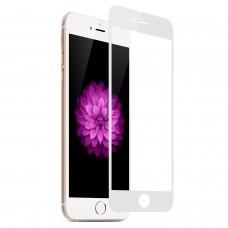 Защитное стекло Apple iPhone 6 Plus 3D White