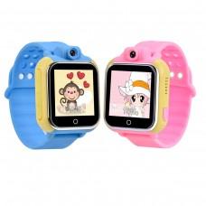 Детские смарт часы Smart Baby Watch GW1000 с GPS трекером