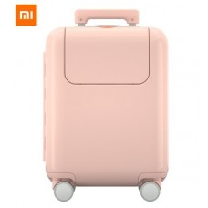 Детский чемодан Xiaomi Mi Bunny Trolley Suitcase Rose