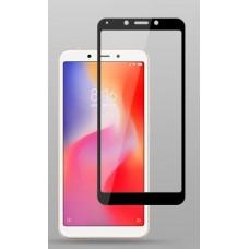 Защитное стекло Xiaomi Redmi 6/Redmi 6A Black